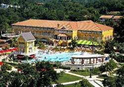 Winter Gataway - Sandals Grande Ocho Rios Beach and Villa Resort